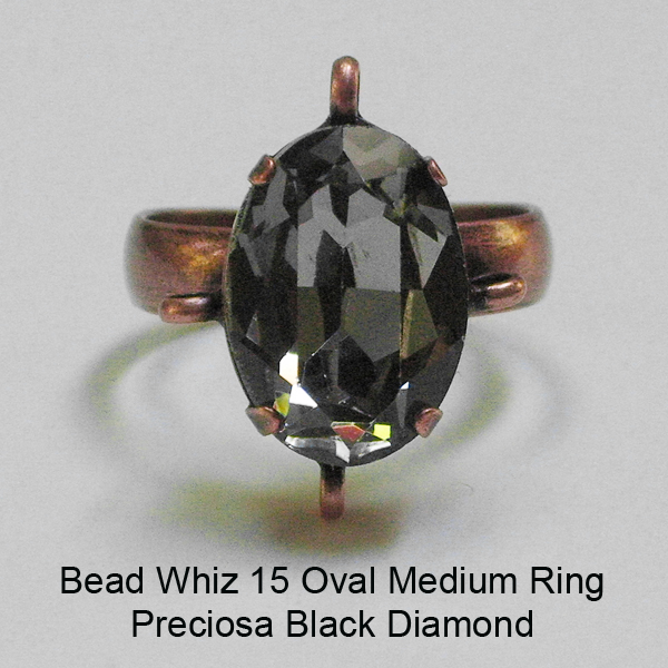 BW15 Preciosa Oval Medium Ring