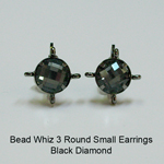 BW3 Round Small Earrings