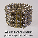Golden Sahara Bracelet Kit