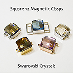 Square12 Magnetic Clasps