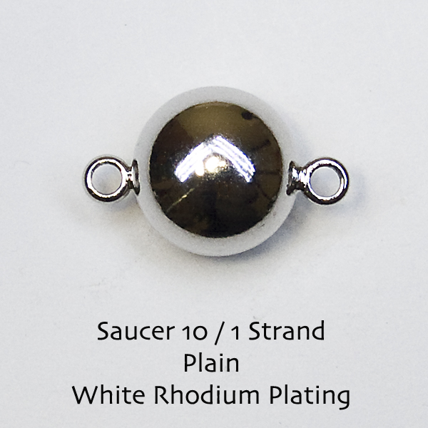 Saucer10 Magnetic Clasps