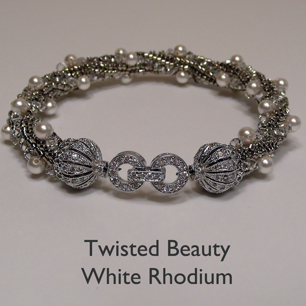 Twisted Beauty Bracelet Kit - Click Image to Close