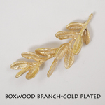 Boxwood branch