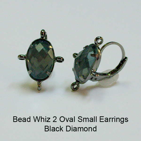 BW2 Oval Small Earrings