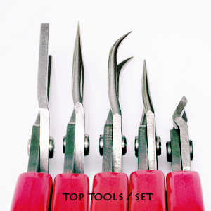 TOP TOOLS/SET