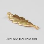 Mini oak leaf